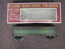 K-Line K-6438 Reading Classic Express RDG Boxcar wMetal Wheels/Couplers