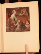 c1911 Dickens Personal History Of David Copperfield Colour Plates Frank Reynolds