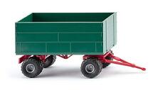 WIKING Modell 1:87/H0 Landwirtschaftlicher Anhänger mit hoher Pritsche #038838