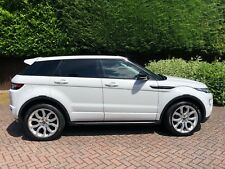Land Rover, Range Rover Evoque Dynamic SD4 A 2.2 Diesel 2013 Automatic 5 Door