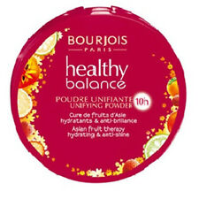 BOURJOIS Healthy Balance Compact Foundation Powder 53 Light Beige Made in France