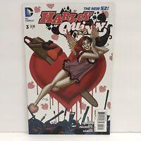 HARLEY QUINN (2013 DC Comics The New 52) #3  VF to NM, Closer to NM Batman Joker