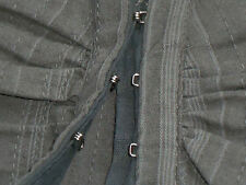 H&M CollaredCottonMixHookFront3/4Slvd Size10 as NEW
