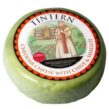 Tintern Cheese  1.5kg with chives & Shallots , Suitable for Vegetarians