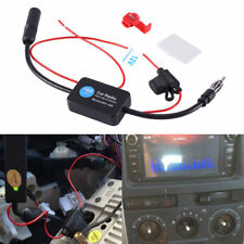 1 x Car Stereo FM&AM Radio Signal Antenna Signal Amplifier Booster Inline