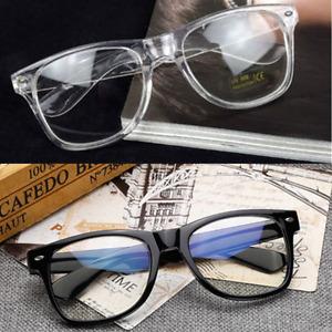 Vintage Full-rim Eyeglasses Glasses Frames Men Women Eyewear Fashion RX-able