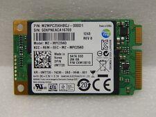 Samsung SSD mSATA 256GB SSD MZ-MPC256D  DP/N: 0MTT20 (MZPC256HBGJ-000D1)