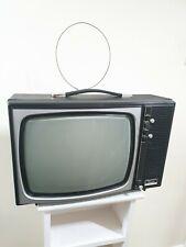 Vintage Retro Ferguson Courier 3816 Black&white Portable Television VGC JAPAN