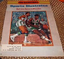 Sports Illustrated  October 26 1970  NBA Preview (the big O)