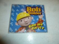 BOB THE BUILDER - Can We Fix It? - 2000 UK 4-track enhanced CD single