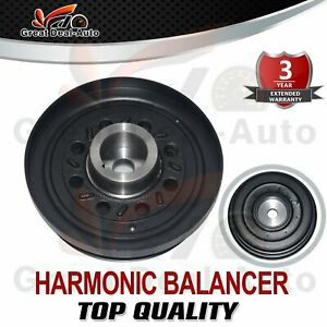 Harmonic Balancer Damper Pulley for Kia Grand Carnival VQ 2.2 Diesel D4HH D4HB