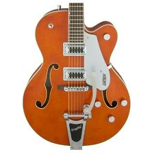 Gretsch G5420T Electromatic Hollow Body Singlecut with Bigsby Orange Stain NEW