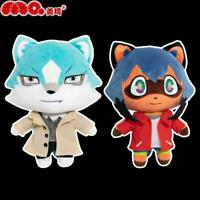 Anime BNA Kagemori Michiru Ogami Shirou Plush Doll Toy Cute +Track