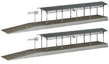 FALLER Bausatz 120204 Zwei Bahnsteige Spur H0
