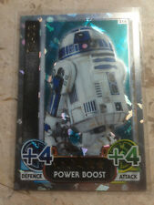 STAR WARS Force Awakens - Force Attax Trading Card #216 R2-D2