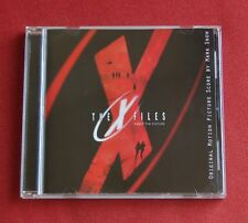 The X-Files - Fight The Future - OST Soundtrack Score CD - music by Mark Snow