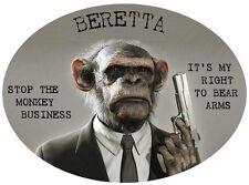 BERETTA 2nd Amendment Right to Bear Arms Assult Rifle Semi Auto Pistol Reloading