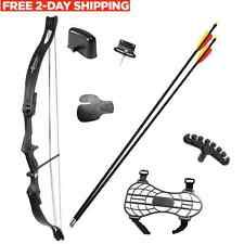 Bow and Arrow Set Compound Kit Target Practice Archery Hunting Mature Outdoor