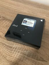NEW RE-SEALED! Apple iPod 5.5th Gen 30GB Black / Silver * WolfsonDAC * WARRANTY