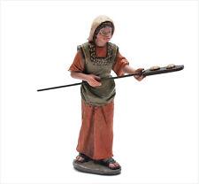 Figura Belen J.L.MayoSerie 11 cms. Panadera - BEL088