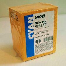 ENCAD GS+ Ink & Refill Kit 213149-00 Cyan OEM for Novajet 600 700 800 Printers