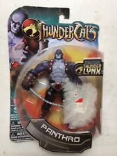 "THUNDERCATS Panthro Action Figure 3.75"" Lynx Magnetic Bandai Boxed"