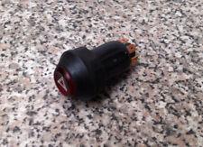 Schalter für Warnblinker; beleuchtet; Druckschalter; für Fendt Traktor