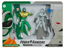 Power Rangers Lightning Collection - MMPR Green Ranger Vs Putty