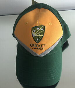 Cricket Australia Supporter Cap Official Licensed Product - Free post 4 Avail