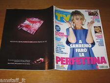 TV SORRISI E CANZONI=2012/48=LUCIANA LITTIZZETTO=LORETTA GOGGI=VANESSA HESSLER=