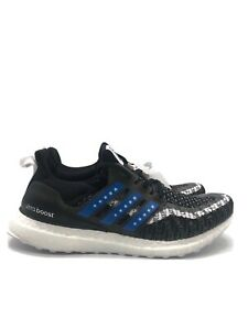 New Authentic Adidas Ultraboost CTY Japan Men's Size 8.5) FV2587 Black Blue Red