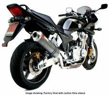 Honda CB 1300 Factory Oval Slip-on Stainless Steel Exhaust