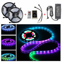 5M Magic Dream Multi-Color 6803 IC 5050 SMD RGB 150 LED Strip Fairy Light