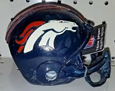 Denver Broncos Small Replica Helmet Team Sport Aquatic Decor