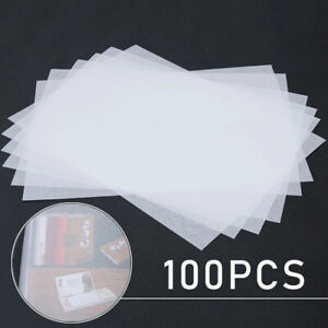 100pcs New A4 210x297mm Drawing Calligraphy A4 Painting Tissue Writing Paper