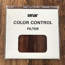 Sinar Color Control 100 Filter CC15R 547.92.415 #NEU#