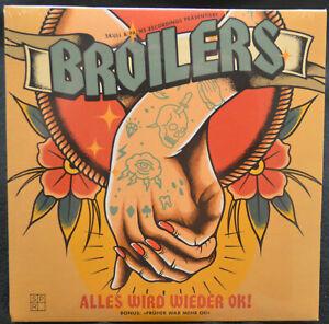 """Broilers - Alles wird wieder OK!  Vinyl 7"""""""