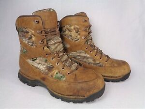 """Danner Mens Pronghorn 8"""" Realtree Camo Hunting Work Xtra 400 Boot US 16 D 45009"""