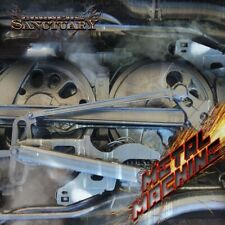 CORNERS OF SANCTUARY-Metal Machine-2015 CD