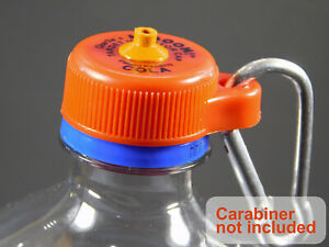 Charlie's kaBOOM! 10-Pack Catfish JUGS, Fits all Cola bottles,  Reusable!!