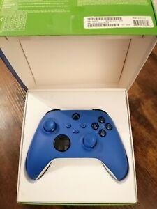 Microsoft XBox Series X/ Series S Wireless Controller Shock Blue