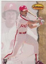 MIKE SCHMIDT 1994 Ted Williams Greats card (#75) Philadelphia Phillies NR MT