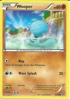 POKEMON CARD XY ANCIENT ORIGINS - WOOPER 38/98