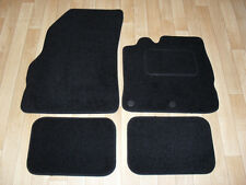 Renault Megane Coupe (2008-on) Fully Tailored Car Mats Black