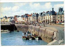 CP 76 SEINE MARITIME - Dieppe - Les arcades et le quai Duquesne