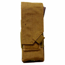 OPS SINGLE M-four CQB MAG POUCH IN COYOTE BROWN