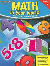 Math in Your World: Practical Applications, Grade 2