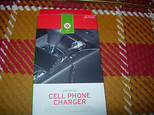 UNIVERSAL CAR CELL PHONE CHARGER--#P13