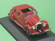 Voisin C28 Ambassade 1936 Altaya Ixo 1:43 Modellauto Voitures Classiques