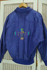 "PUMA Vintage Track Jacket 52"" Chest Urban Streetwear Thunderbird Native American"